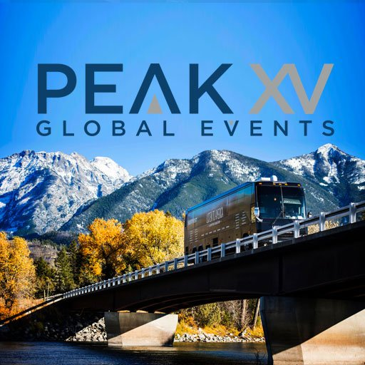 Peak XV global events creative and production